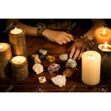 Menopause Support Crystal Stone Set