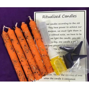 Attract Customer Magical Candle Kit.