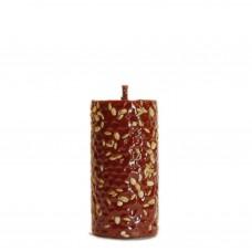 Shango Deity Candle (medium) Orisha Shango!
