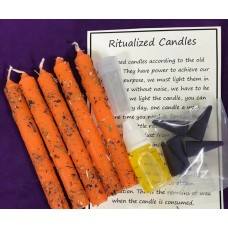Legal Issue Magical Candle Kit.