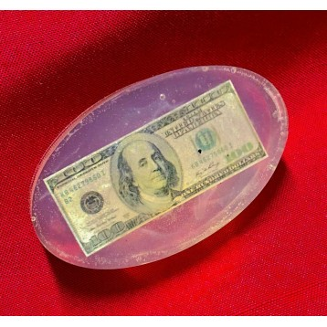 Wealth/Money/Prosperity Herbal Soap.