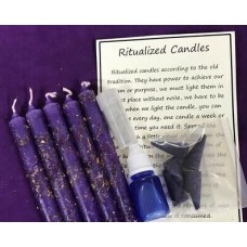 Personal Power Magical Candle Kit.