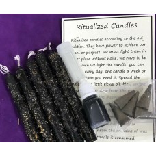 Enemy Back To Sender Magical Candle Kit