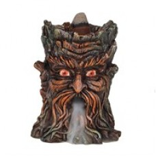 Green Man Incense Cones Burner.