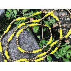 Orisha Osun Eleke Necklace/Ide Set (1)
