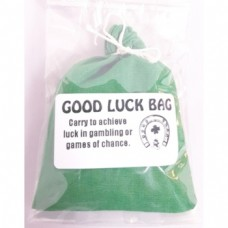 Good Luck Mojo Bag.