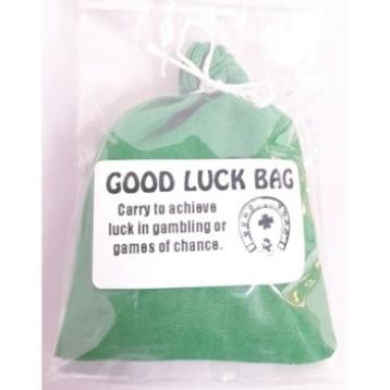 Good Luck Mojo Bag.