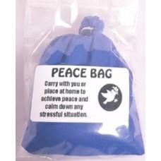 Peace Mojo Bag.