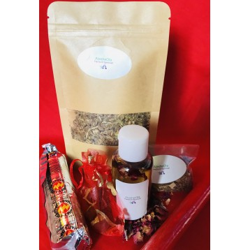 Love & Attraction Herbal Bathing Kit
