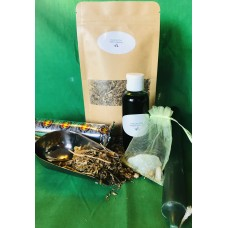 Money/Prosperity Drawing Herbal Bathing Kit