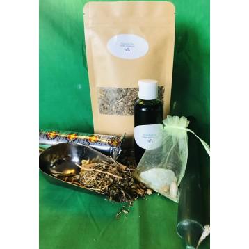 Money/Prosperity Drawing Herbal Bathing Kit