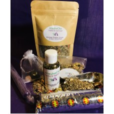 13 Days Bondage Breaker/Uncrossing Herbal Bathing  Kit