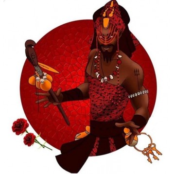 Esu/Legba Consecrated Orisha